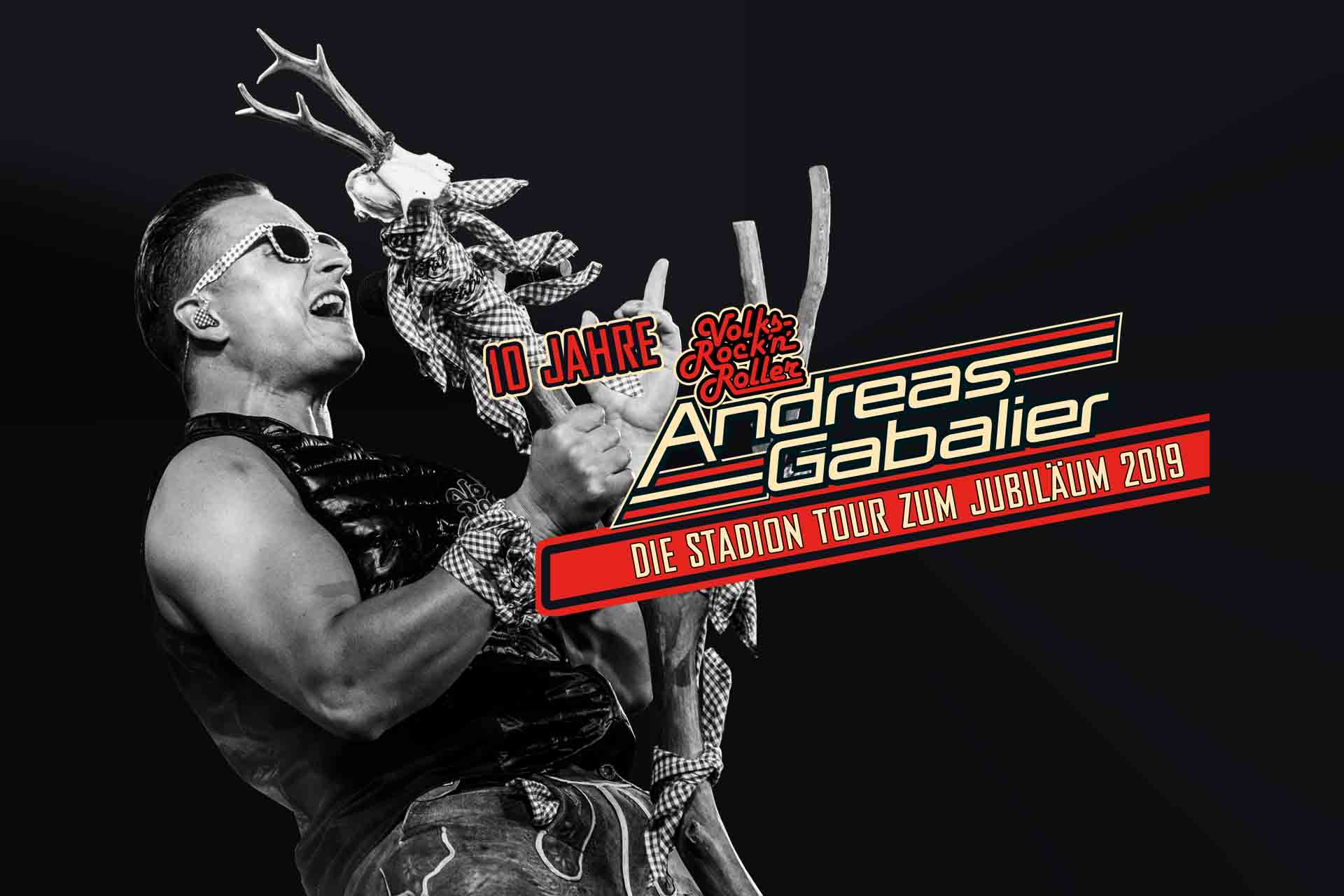 Andreas Gabalier Stadion Tour
